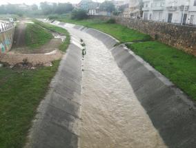 veduta del riu Matzeu