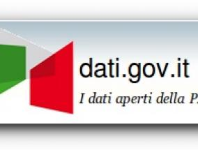 Il log ufficiale Open data gov.it