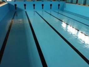 scorcio vasca piscina comunale Sestu