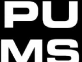 pums solo lettere logo