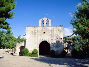 foto chiesa San Gemiliano Sestu