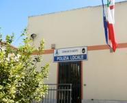 sede del comando della polizia locale di Sestu